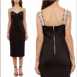 Ted Baker Black Mally Dress